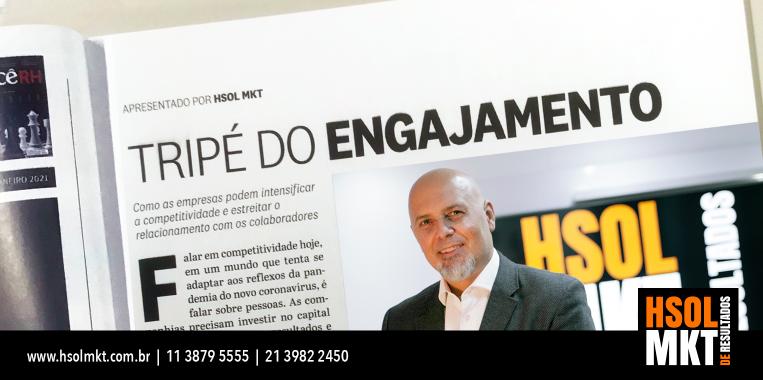 CEO da HSOL MKT - Dagoberto Tenaglia Jr.